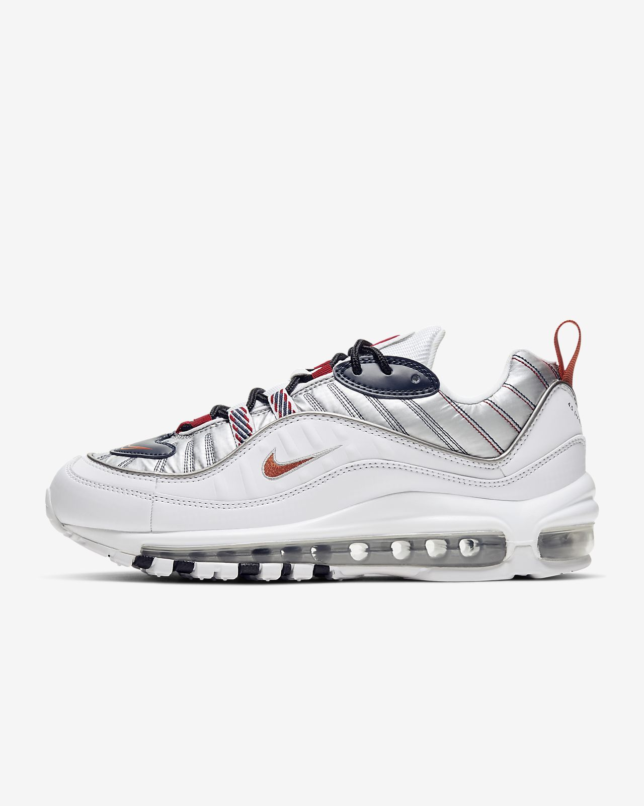 Nike Air Max 98 PRM 女子运动鞋