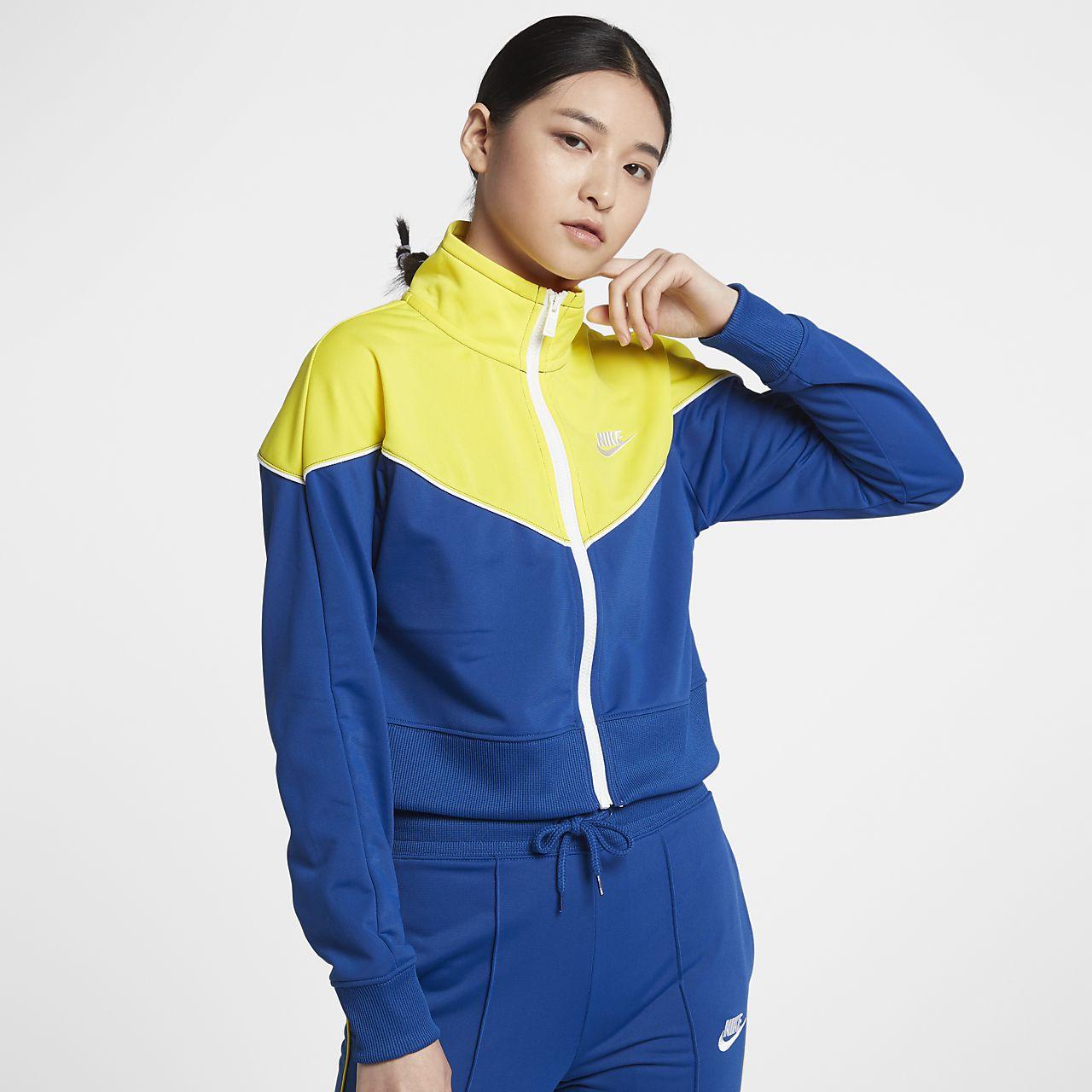 Nike Sportswear Heritage 女子夹克