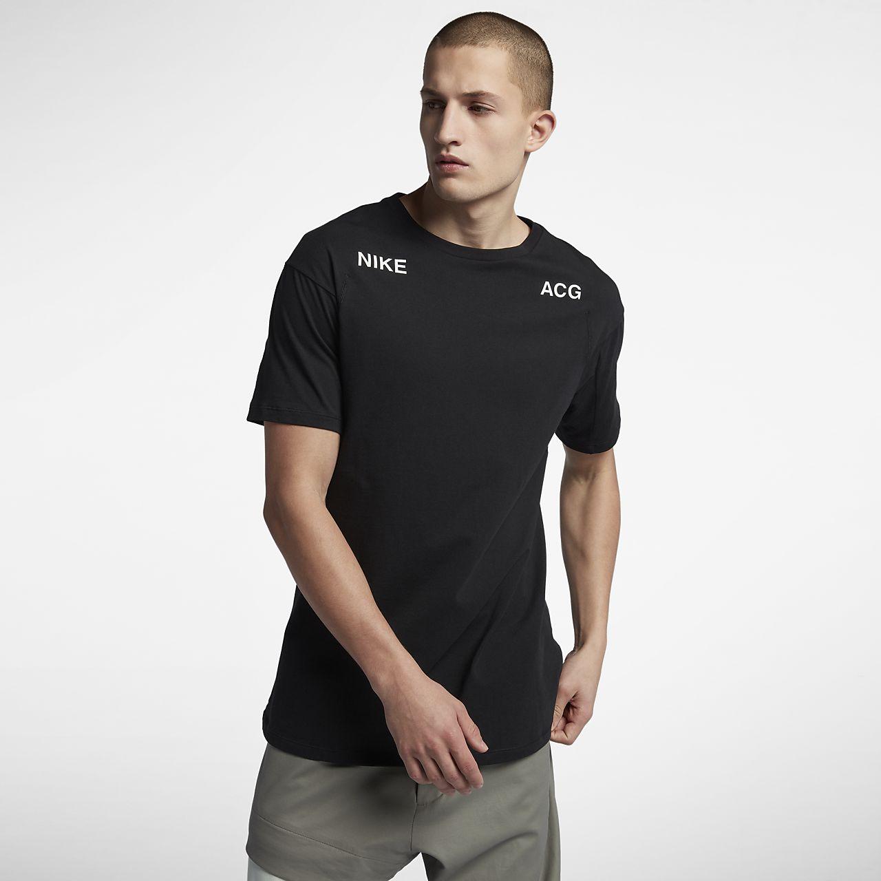 ca944399 NikeLab ACG Men's T-Shirt. Nike.com SG