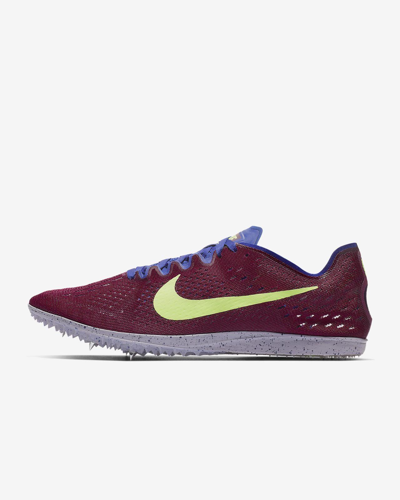 Chaussure de course longue distance à pointes mixte Nike Zoom Matumbo 3