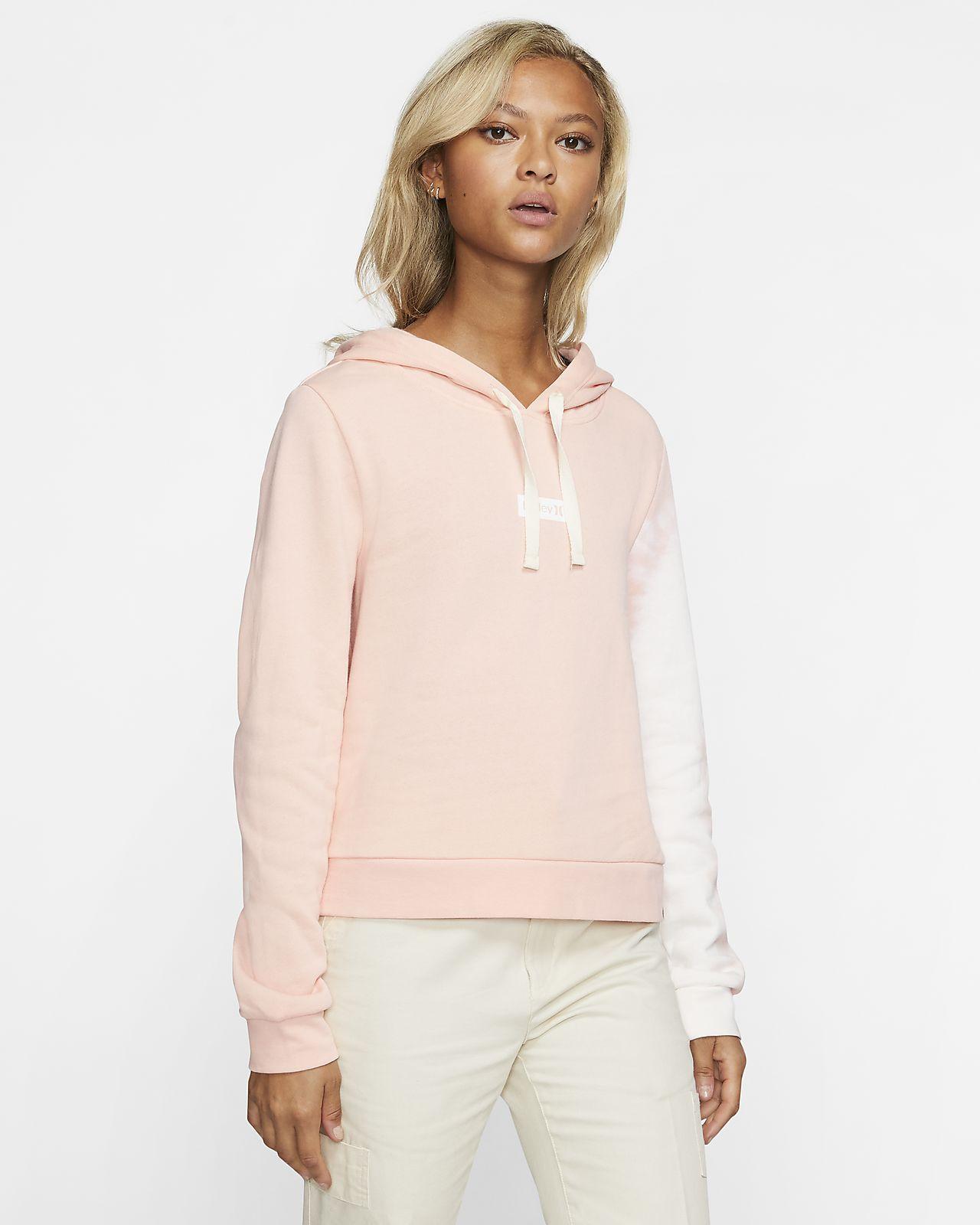Hurley Dip Dye Perfect Kurz-Pullover für Damen