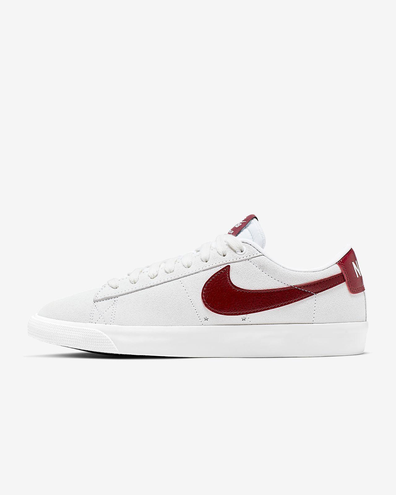 Nike SB Zoom Blazer Low GT男/女滑板鞋