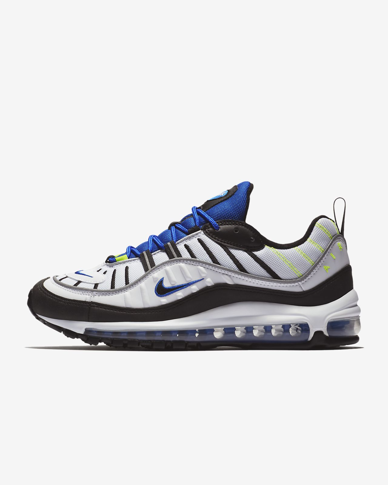 100% authentic d02e0 adc7c Chaussures Nike Air Max 98 rouges Fashion homme uBq2FwA4M