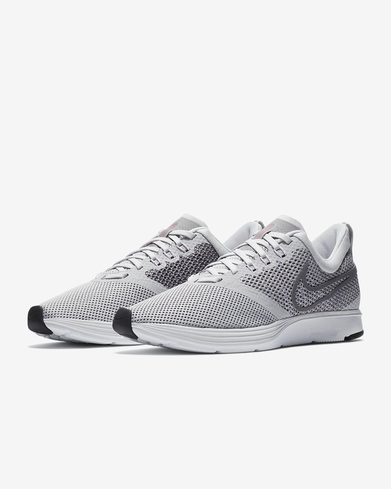 Zapatilla Zoom Strike Gris Nike d2KeKXuMAI