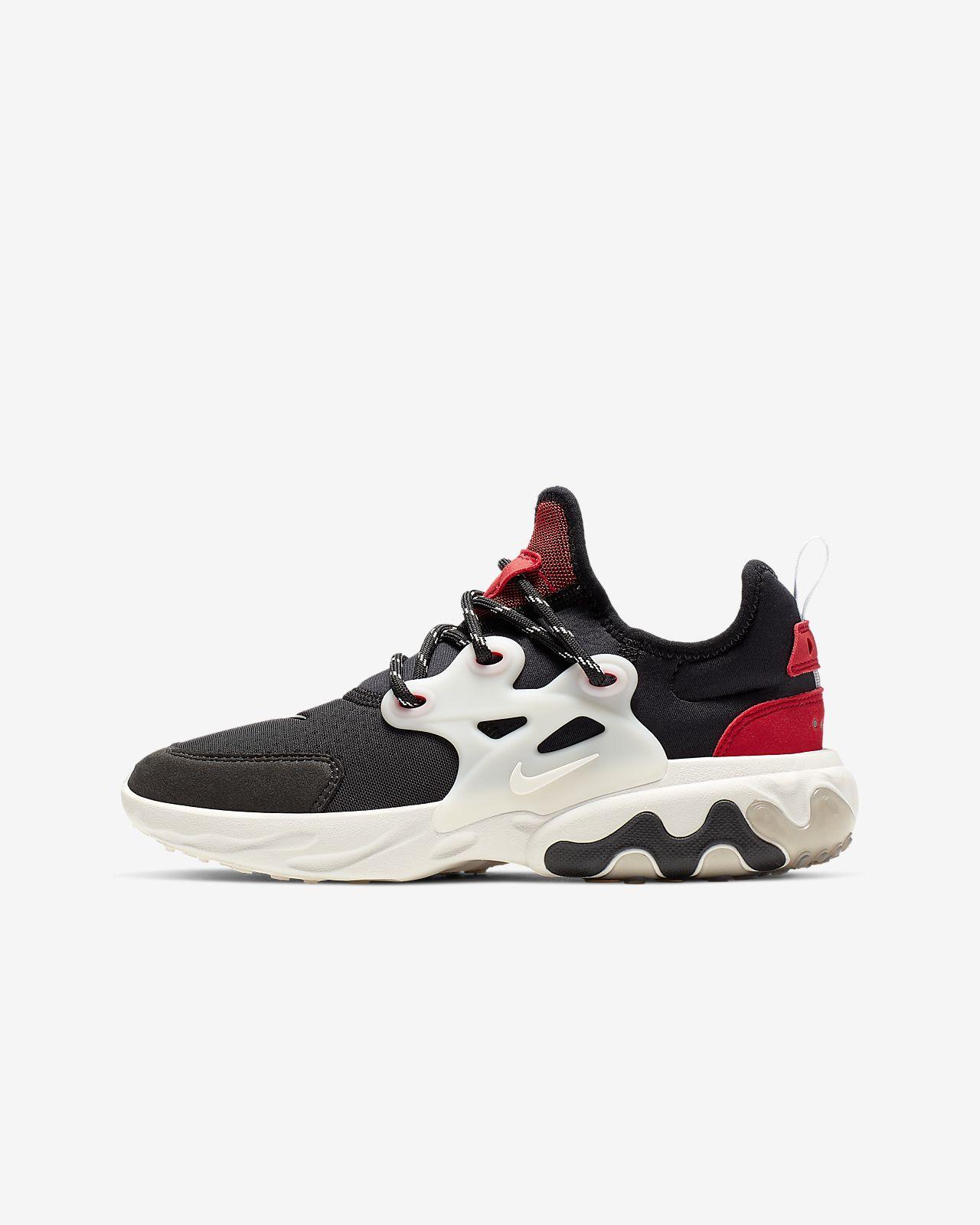 Nike React Presto 大童鞋款
