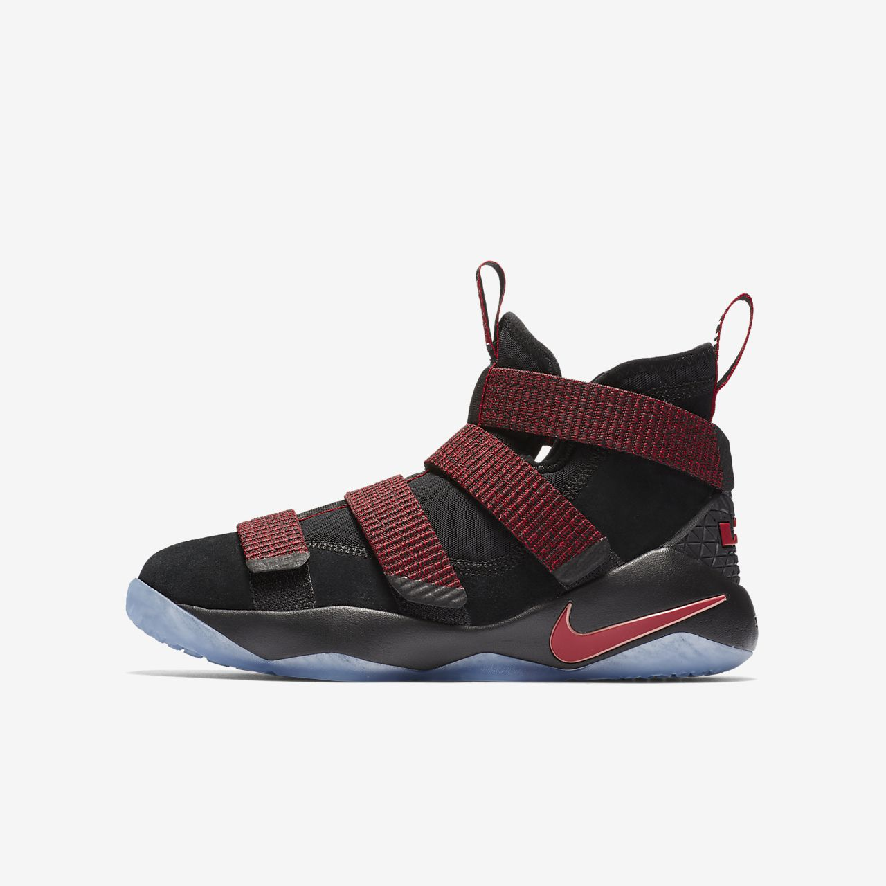 lebron soldier xi older kids basketball shoe nikecom my