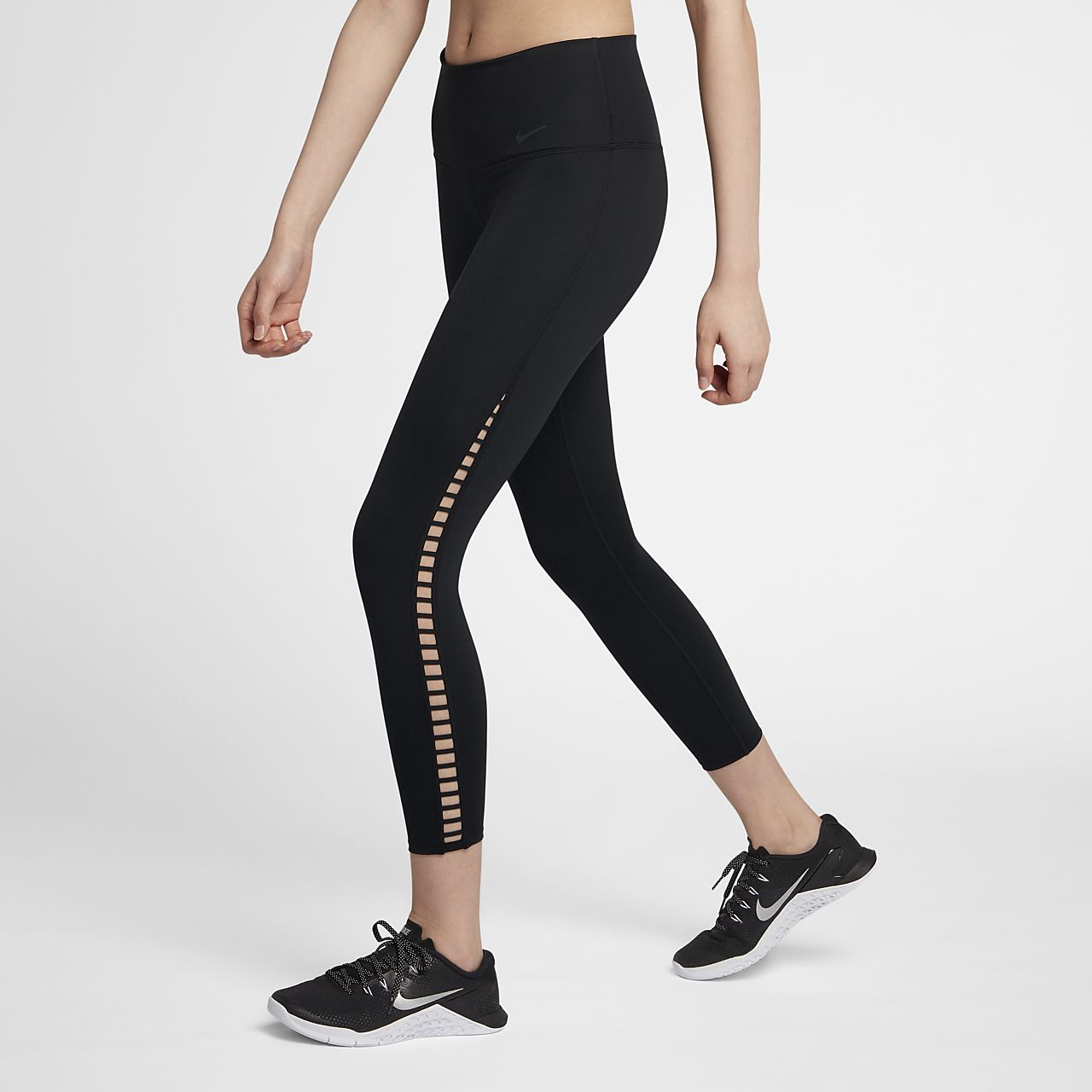 Nike Dri-FIT Power Women's 7/8 Yoga Training Tights