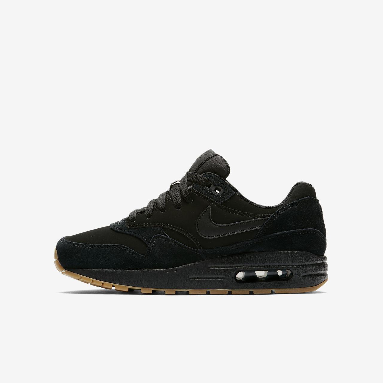 the latest 536b8 6c6d4 ... Chaussure Nike Air Max 1 pour Enfant plus âgé