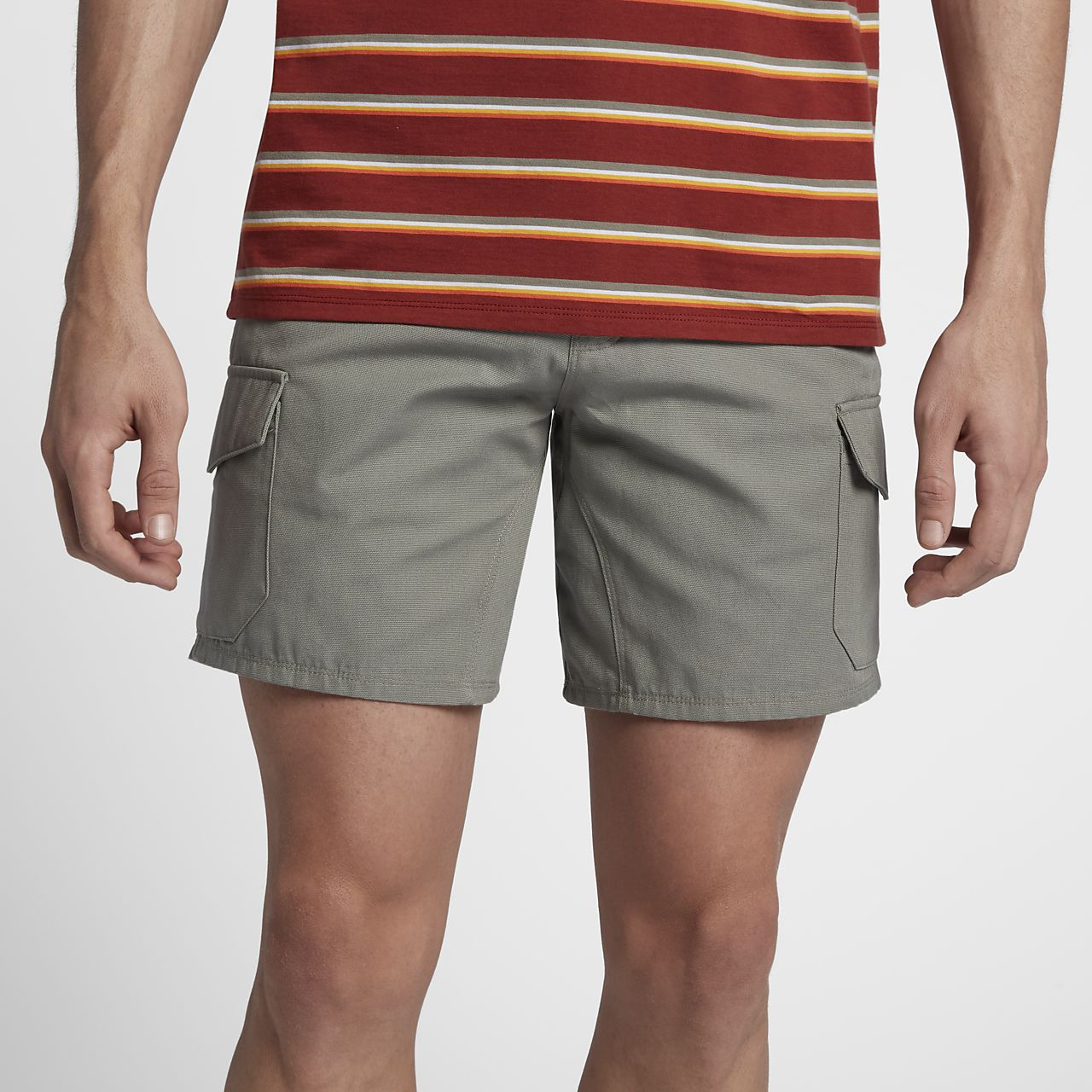 Walkshorts Hurley Marsh Cargo Men's 17\