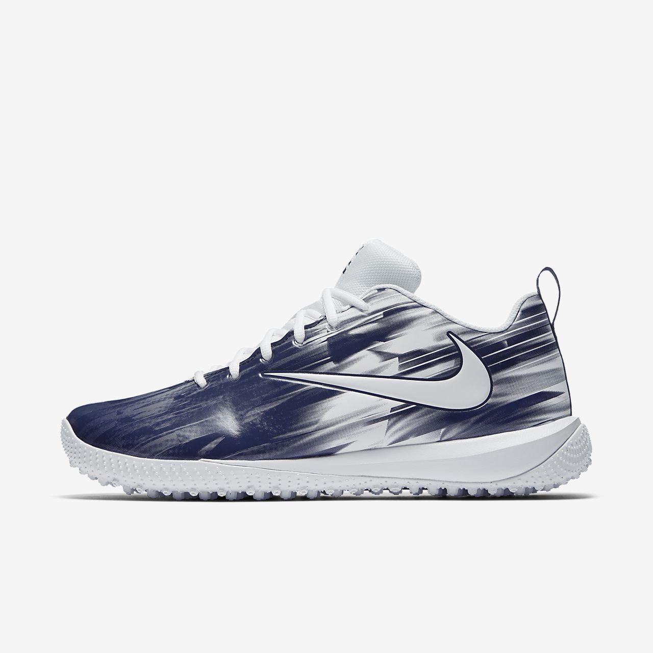 ... Nike Vapor Varsity Low Turf LAX Lacrosse Shoe