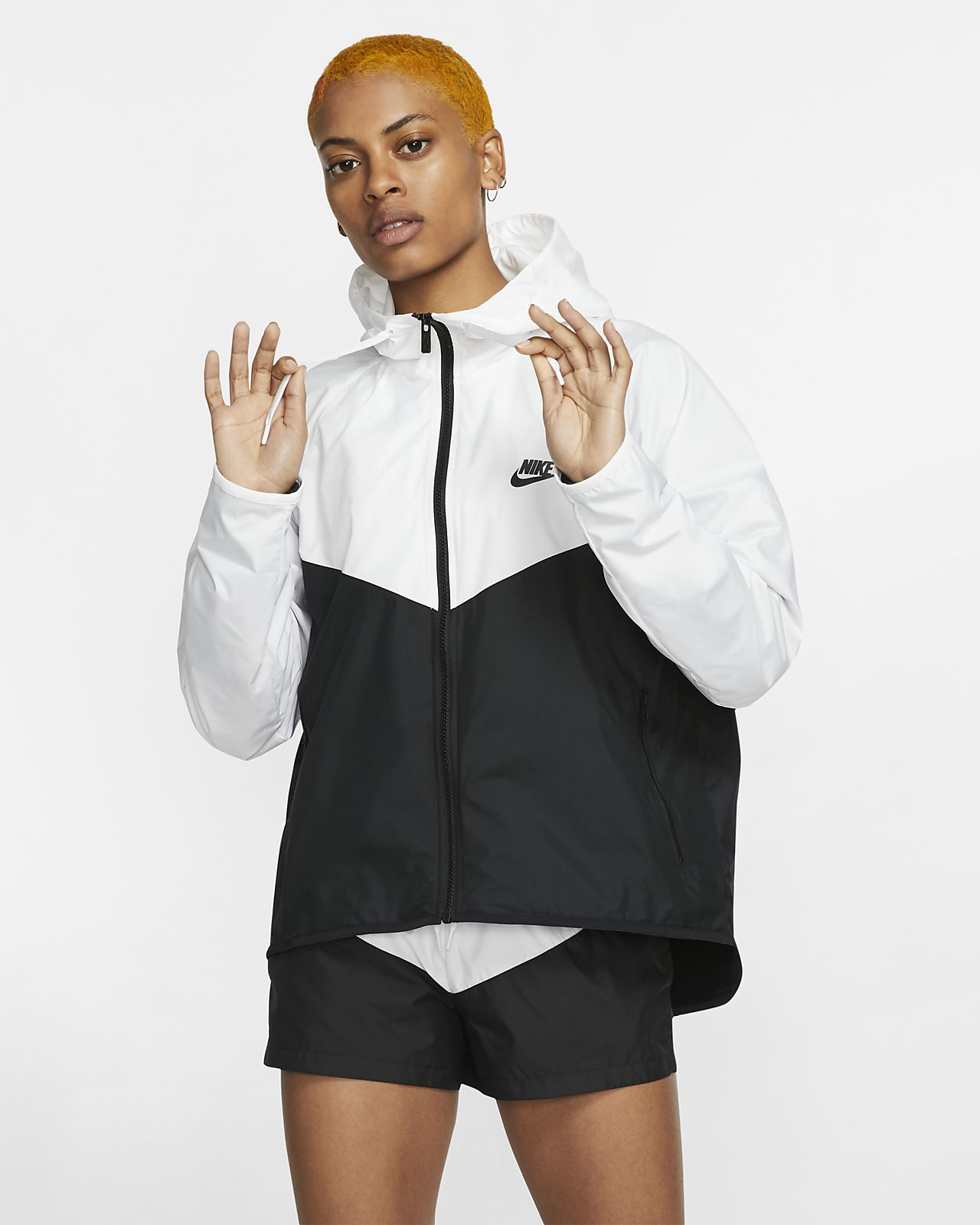 Chamarra para mujer Nike Sportswear Windrunner