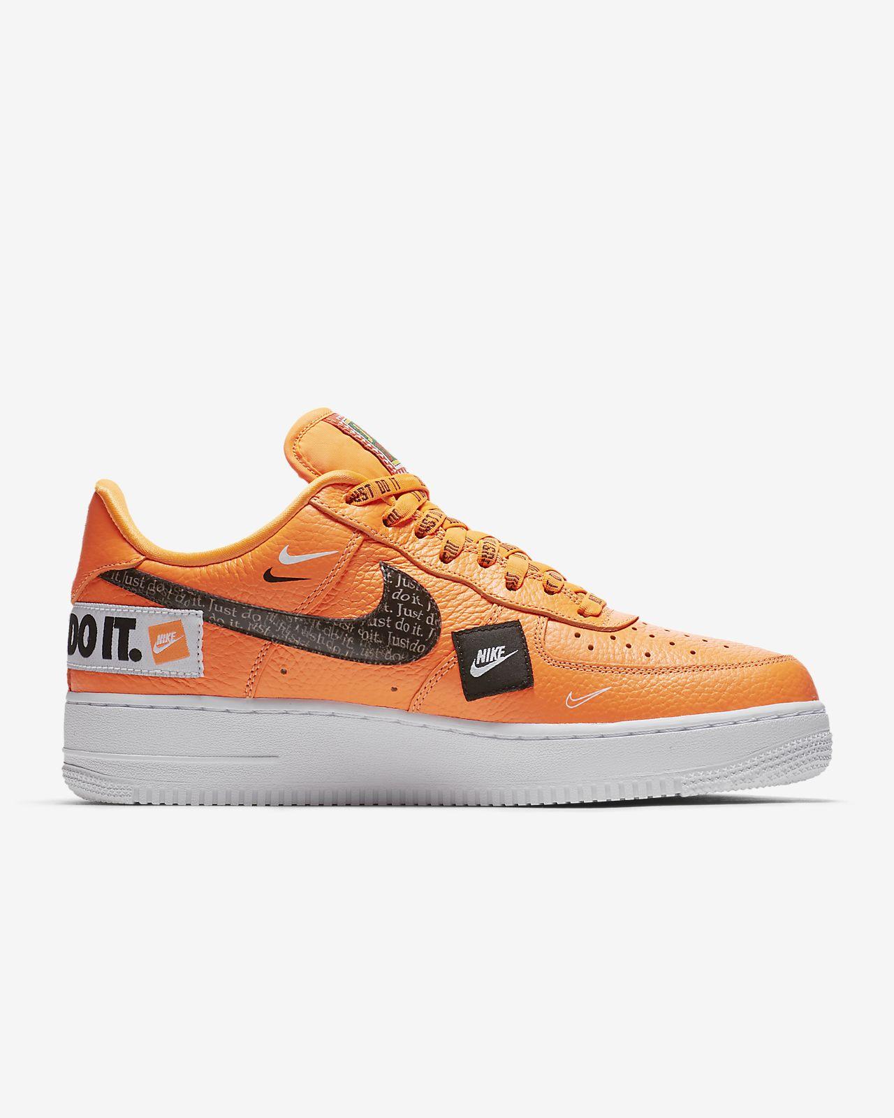 reputable site ba6d3 0c6b6 Nike Air Force 1  07 Lv8 JDI, Chaussures de Gymnastique Homme, Blanc (