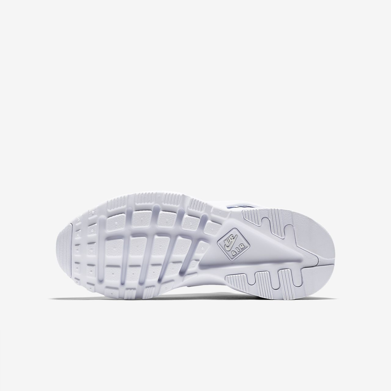 Nike Air Huarache Ultra Dance Shoes For Boys White