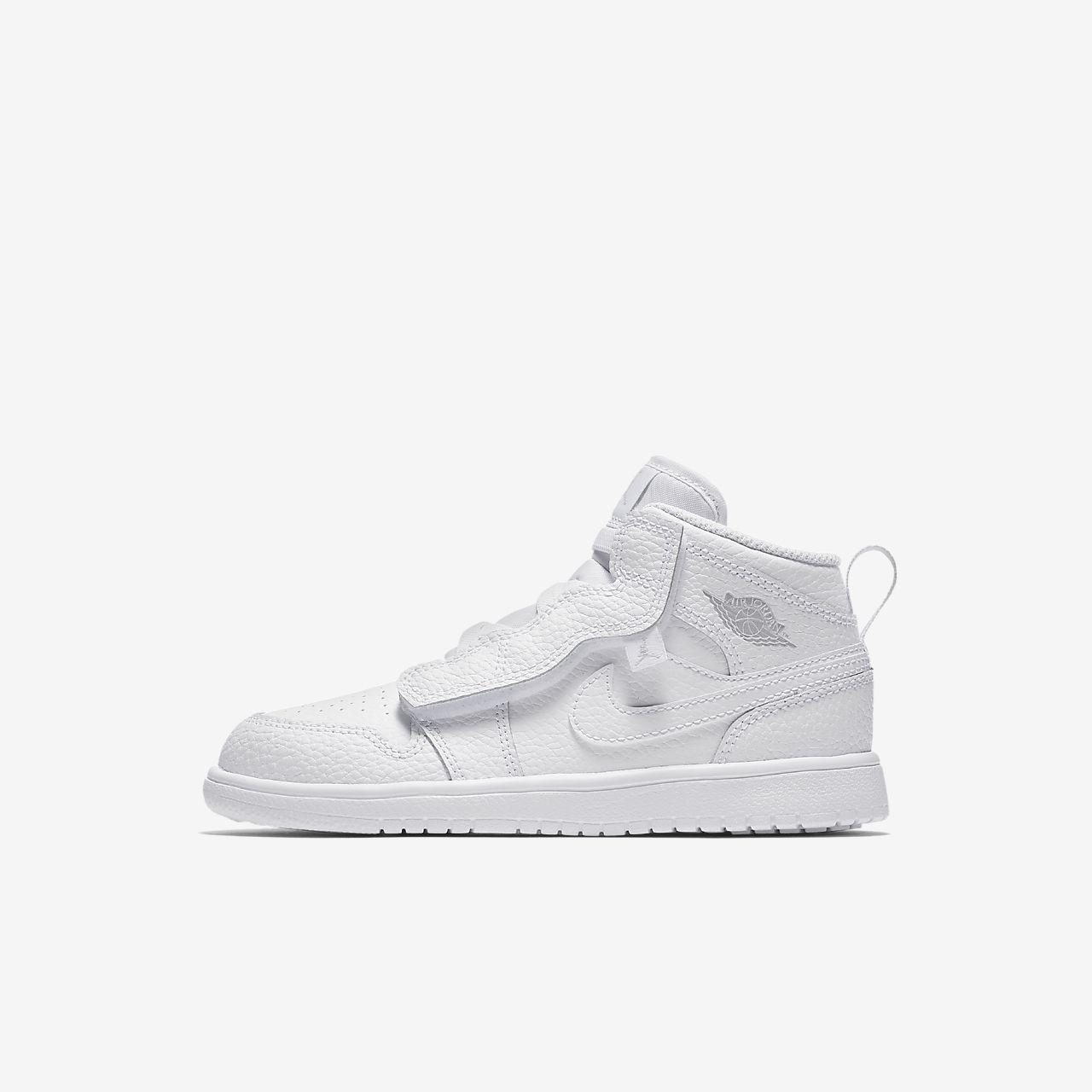 Air Jordan 1 Mid Alt sko for små barn