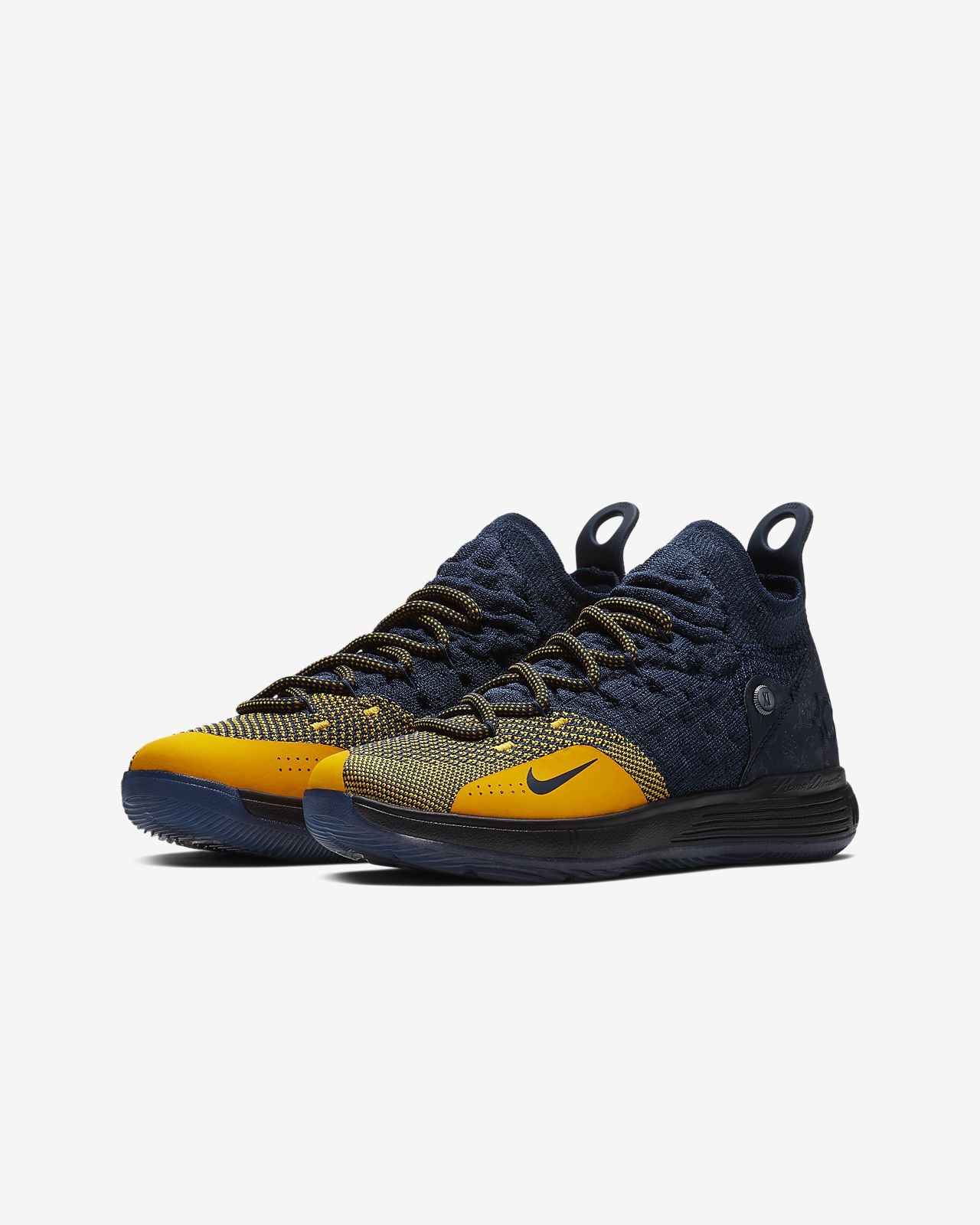classic fit 40792 810ff ... Nike Zoom KD11 Older Kids  Basketball Shoe