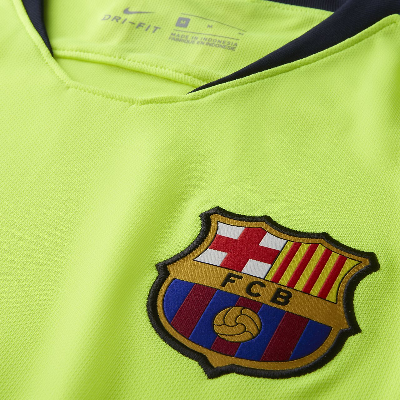 f818a3bbb7a 2018/19 FC Barcelona Stadium Away Men's Football Shirt. Nike.com SG