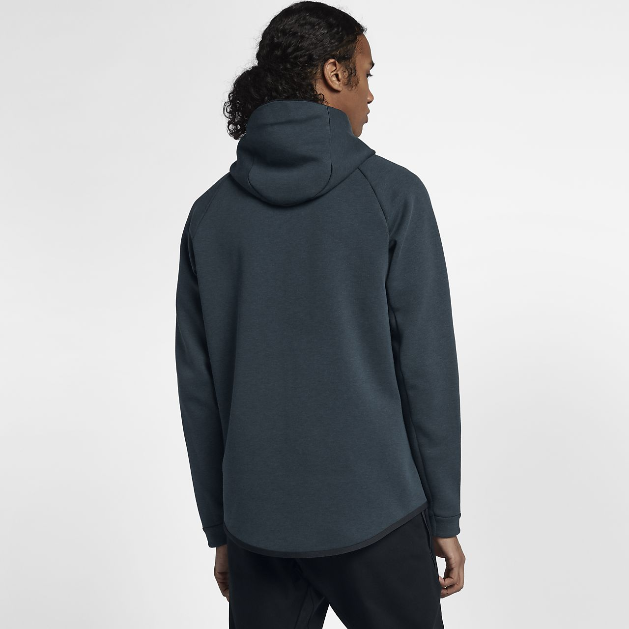 nike sportswear tech fleece windrunner men 39 s full zip. Black Bedroom Furniture Sets. Home Design Ideas