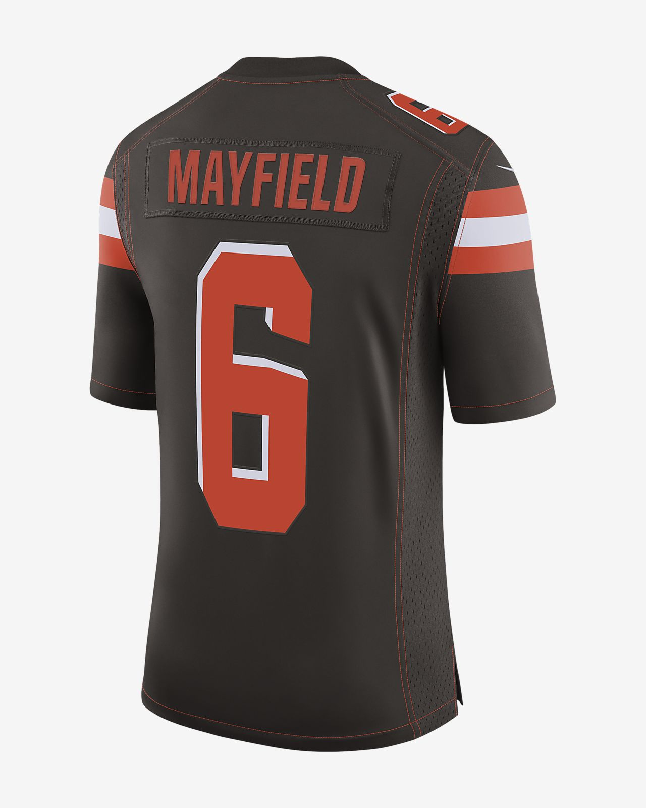 13e32e02d NFL Cleveland Browns (Baker Mayfield) Men s Limited Football Jersey ...