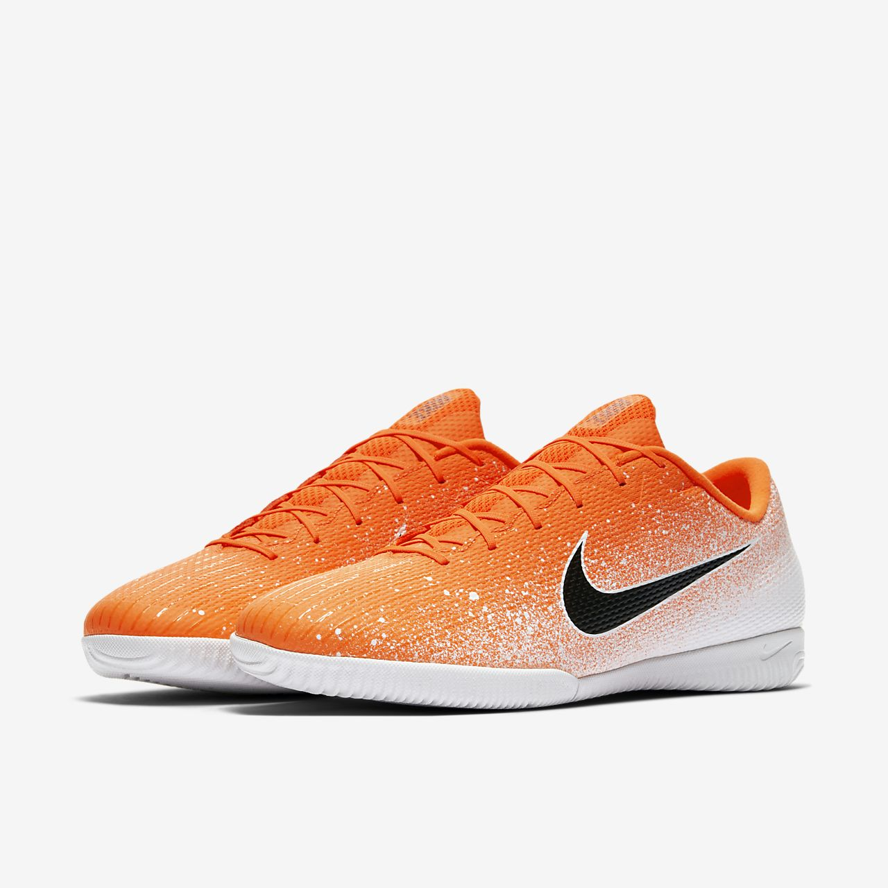official photos 9b9af cee04 Nike VaporX 12 Academy IC Indoor/Court Football Shoe