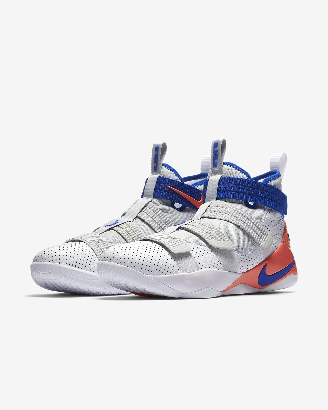 Lebron Soldier Xi Sfg Basketball Shoe Nike Com In