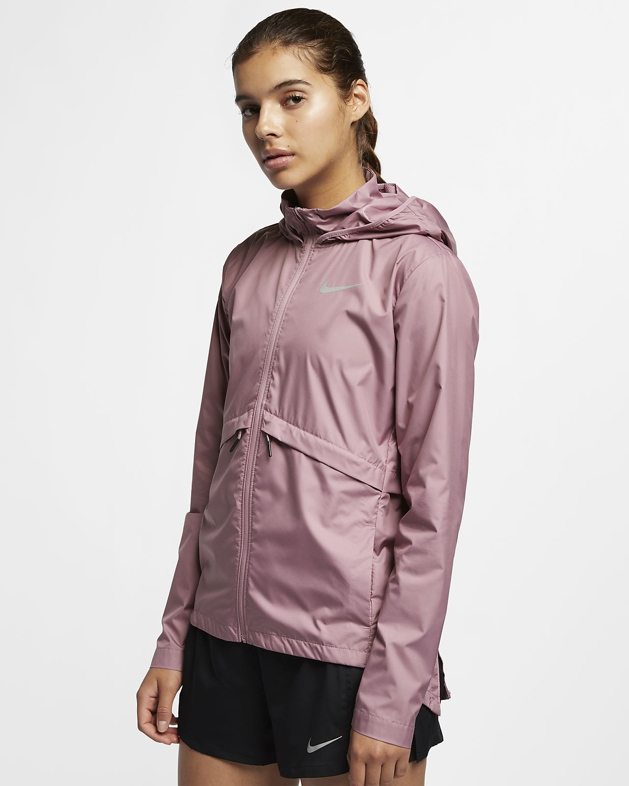 Nike Essential Women s Packable Running Rain Jacket. Nike.com GB 70a03e063
