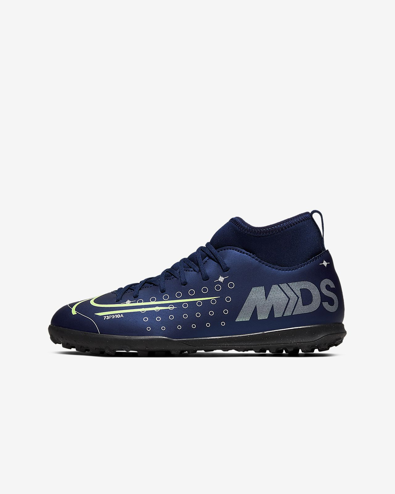 Nike Jr. Mercurial Superfly 7 Club MDS TF Fußballschuh für Kunstrasen für jüngereältere Kinder