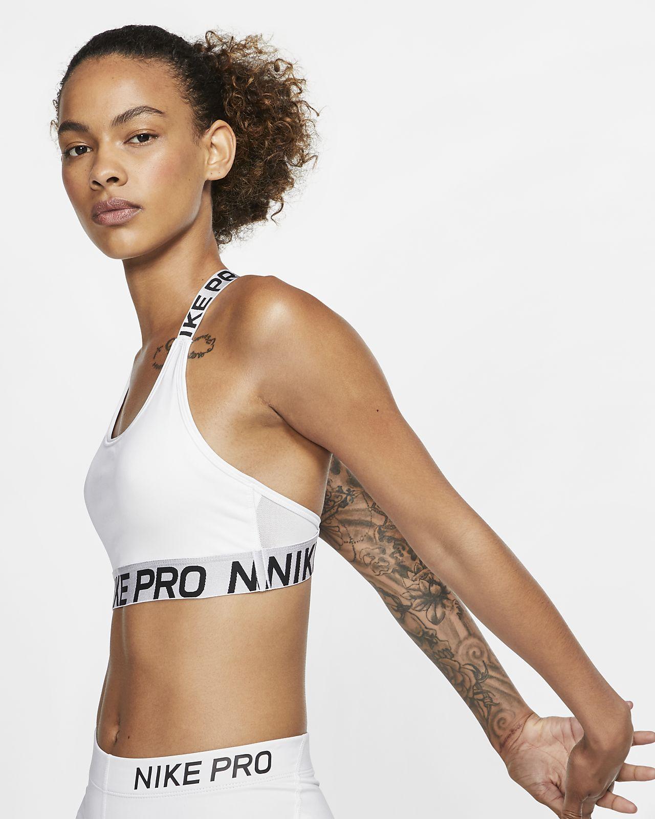Nike Classic Sport-BH im T-Back-Design mit mittlerem Halt für Damen