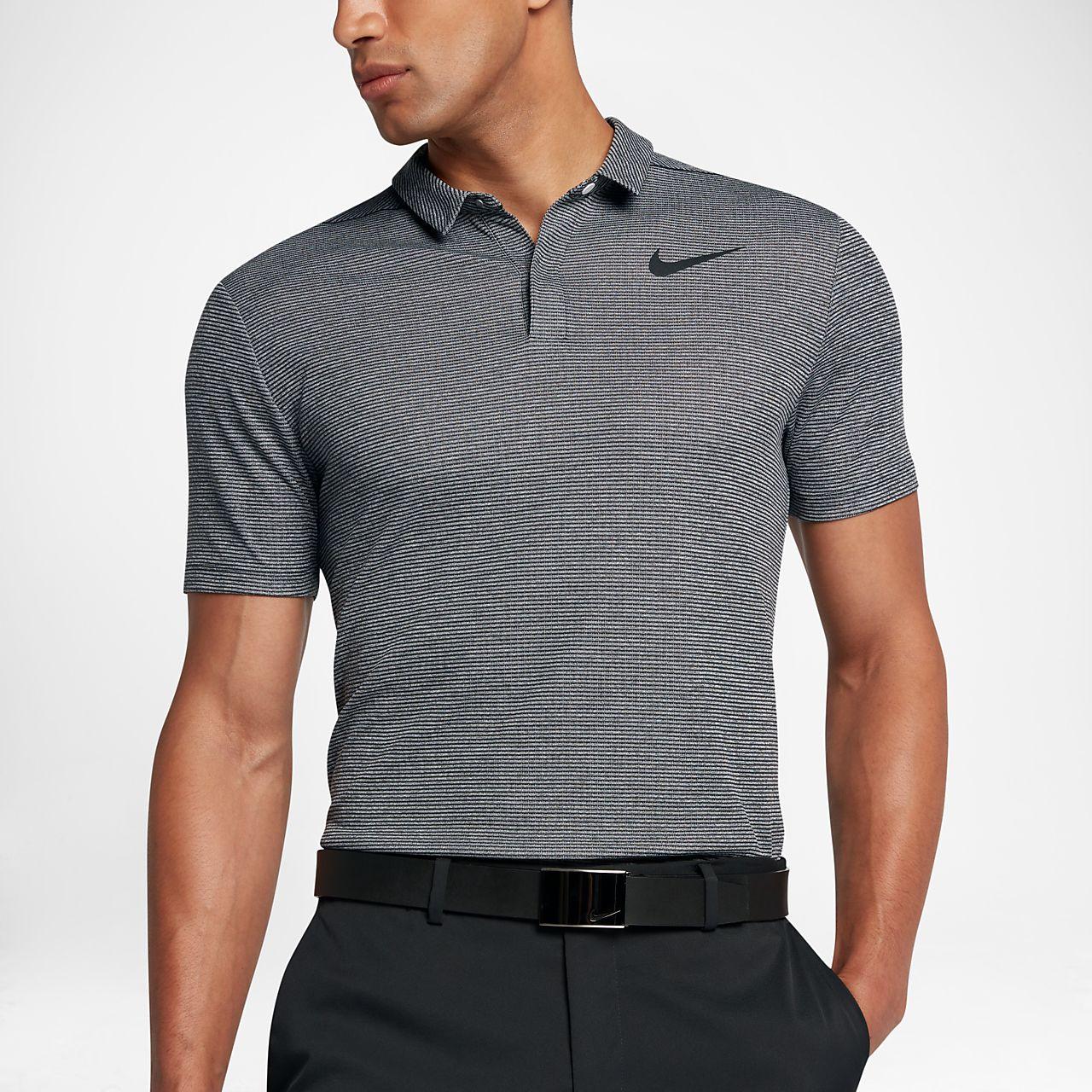 ... Nike AeroReact Men's Standard Fit Golf Polo