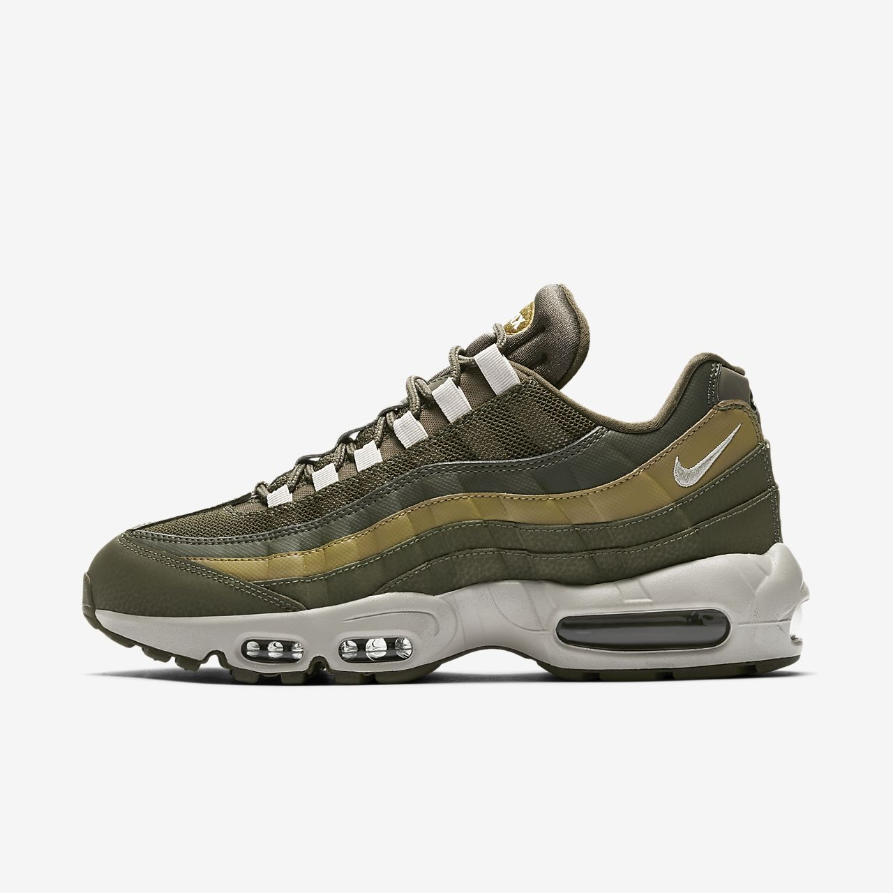 Nike Air Max 95 Light Taupe Sneaker Bar Detroit