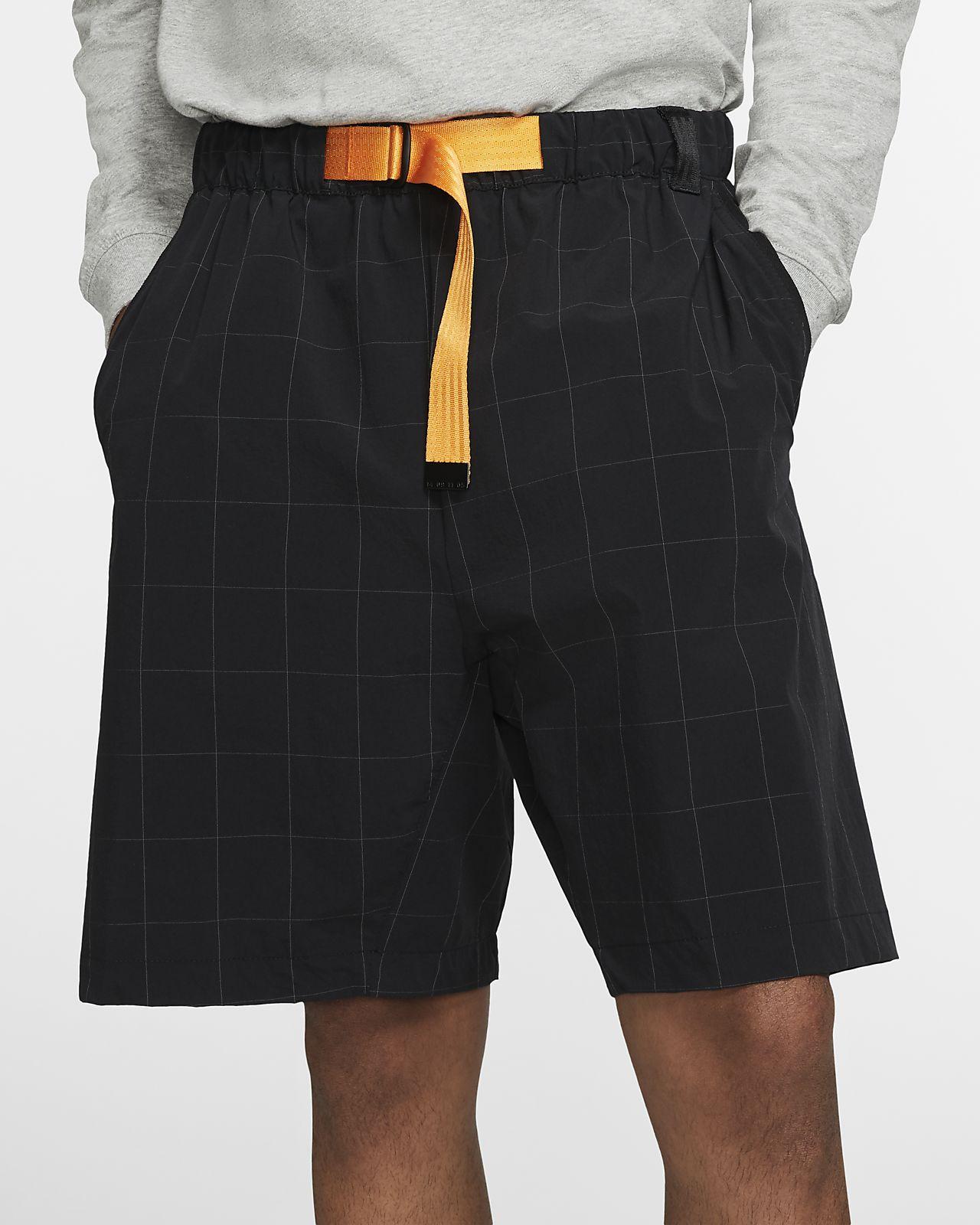 Męskie spodenki z tkaniny Nike Sportswear Tech Pack