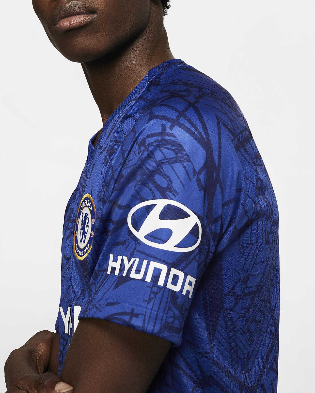 9dea772b5 Chelsea FC 2019 20 Stadium Home Men s Soccer Jersey. Nike.com