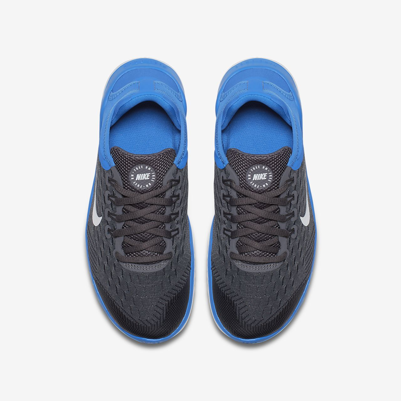 Nike Free Rn 2018 Gunsmoke Laufschuhe Für Damen | Online