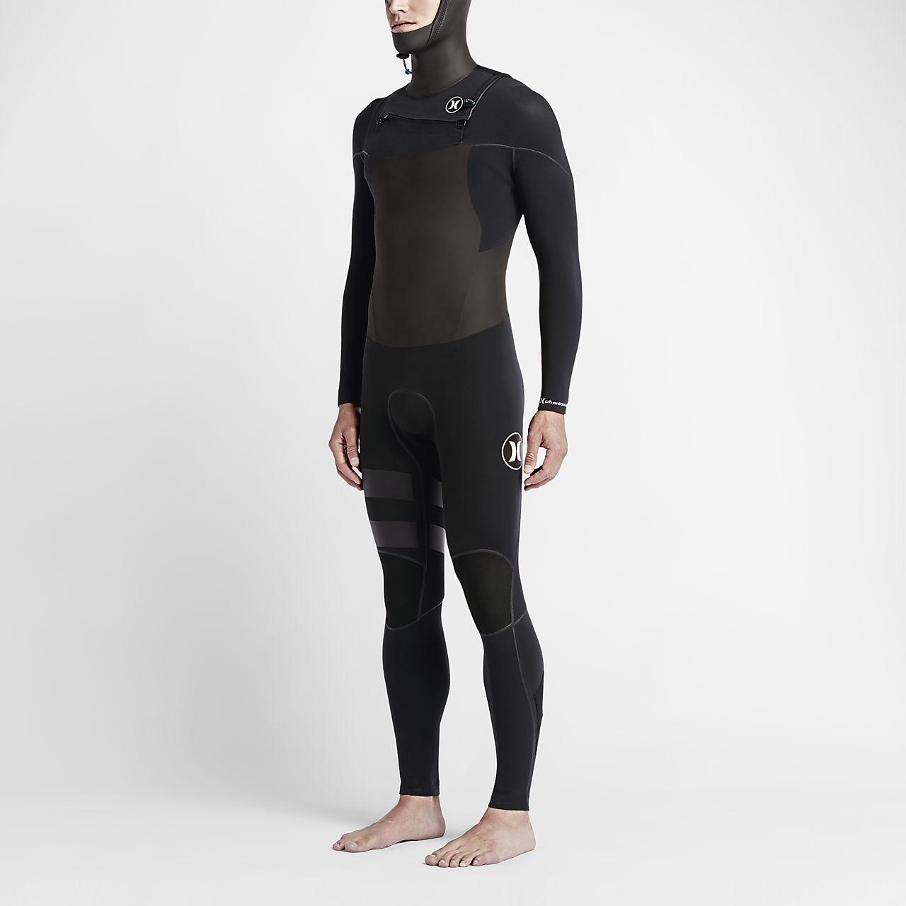 ... Hurley Phantom 403 Hooded Fullsuit Men's Wetsuit