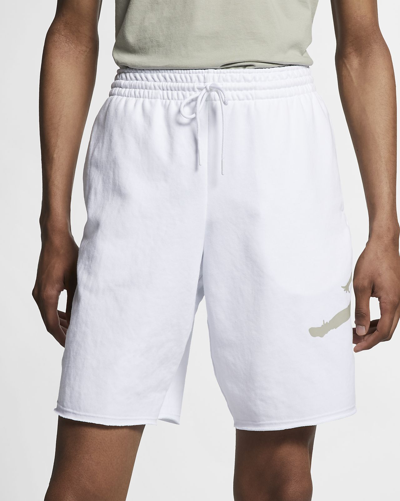 0b45905392c Jordan Jumpman Logo Men's Fleece Shorts. Nike.com
