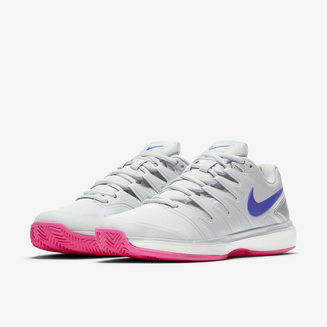 Pour Nikecourt Zoom Femme Prestige Chaussure Tennis Air Terre De Battue kilXwPuOZT