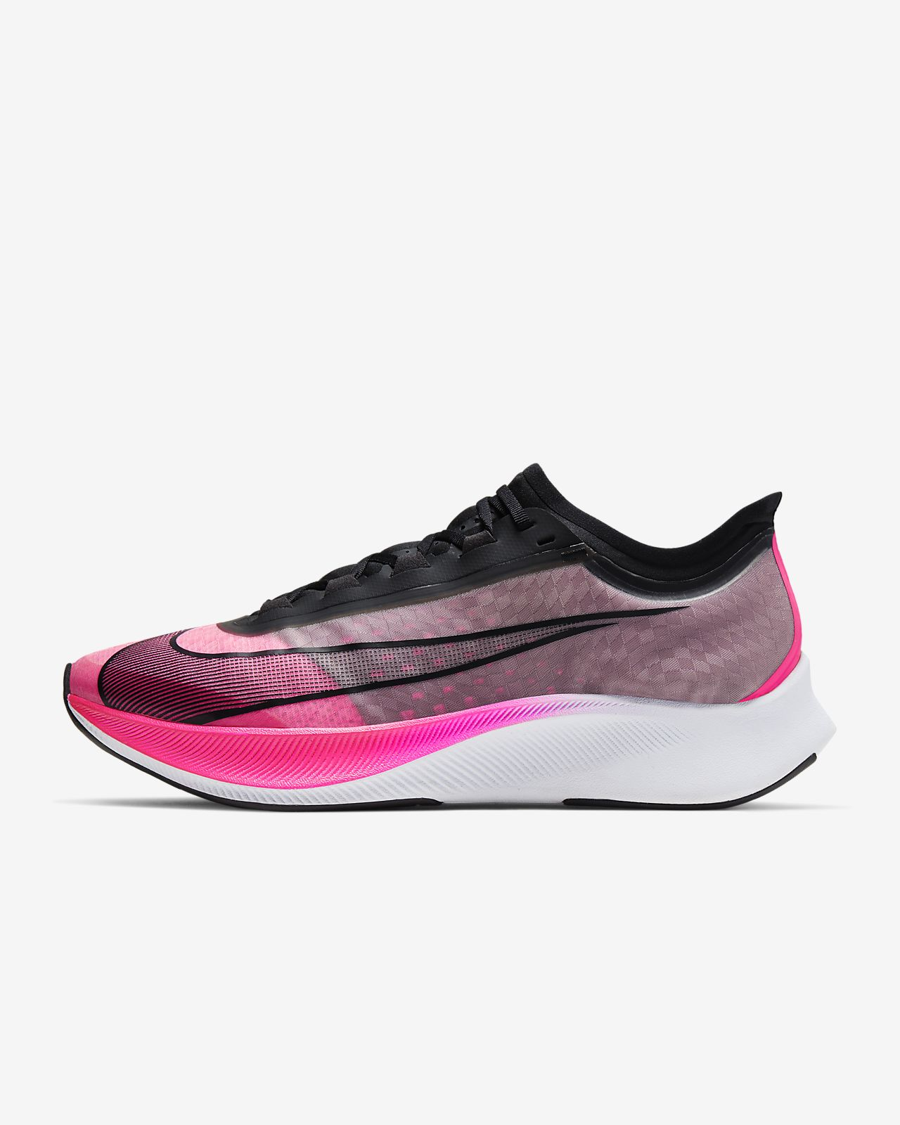 reputable site 70f3a 162d0 Nike Zoom Fly 3 Men's Running Shoe