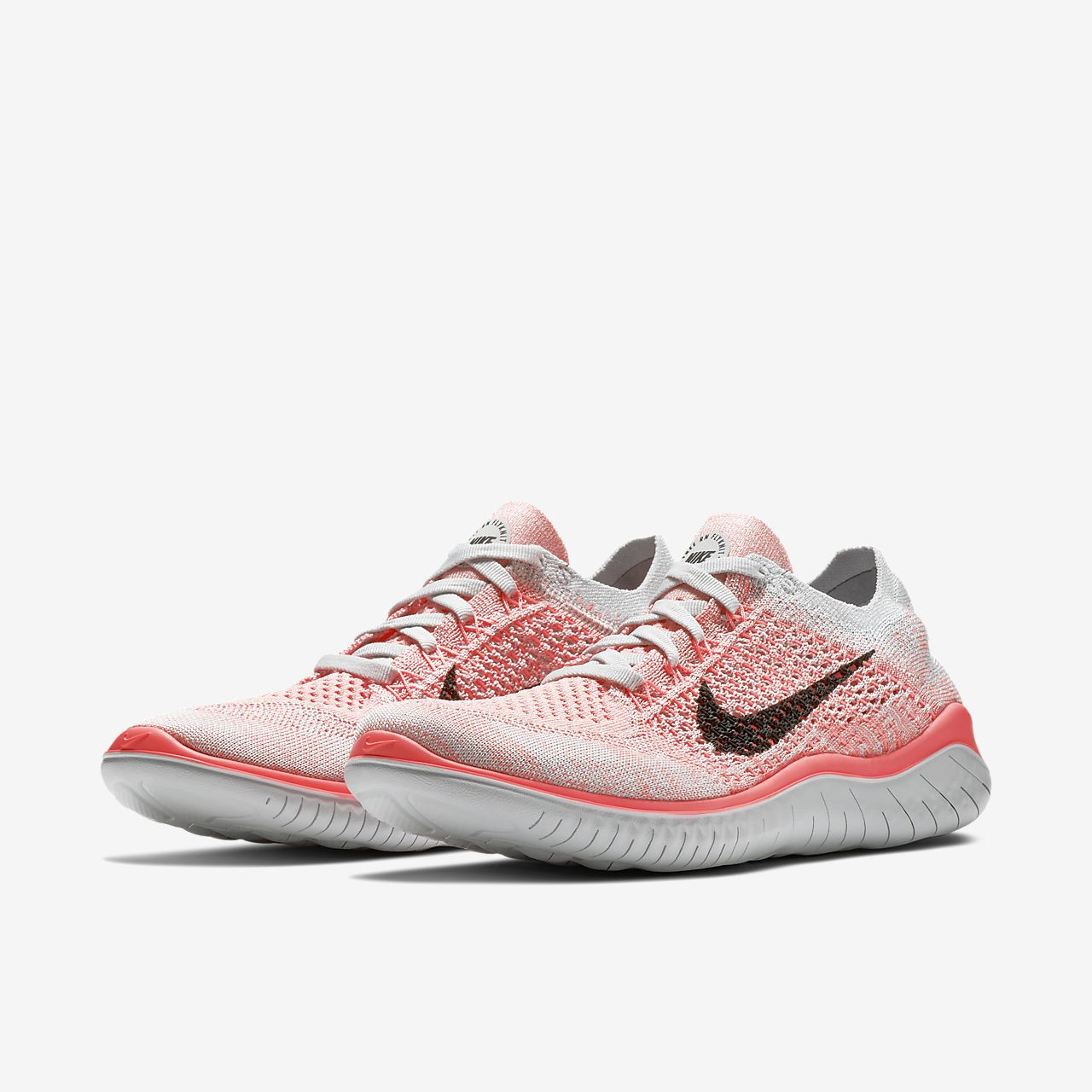 Nike Free RN 2018 - Chaussures running pour Femme - Orange