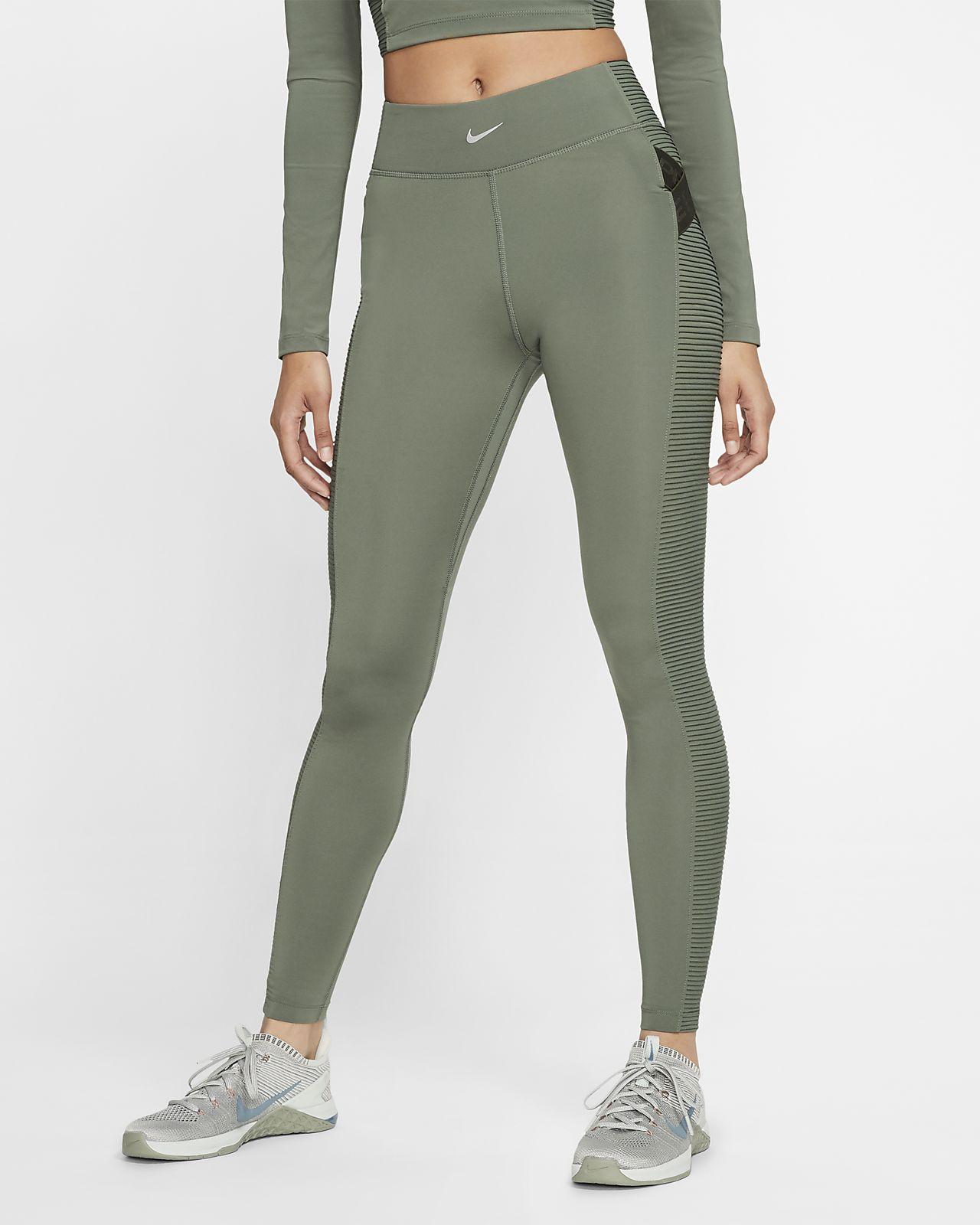 Nike Pro AeroAdapt Mallas - Mujer