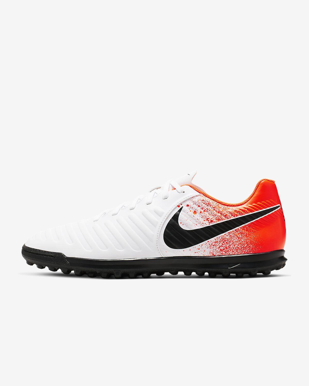 รองเท้าฟุตบอลสำหรับพื้นสนามหญ้าเทียม Nike LegendX 7 Club TF