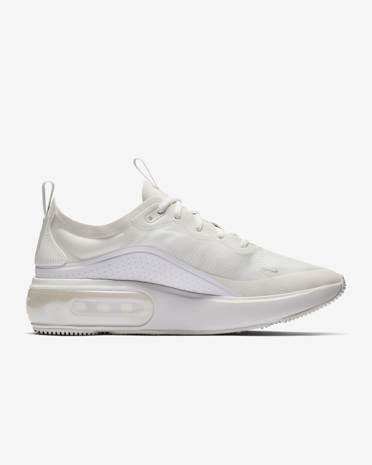 Nike Women's Air Max 90 Shoes Pale IvorySummit WhiteGrey