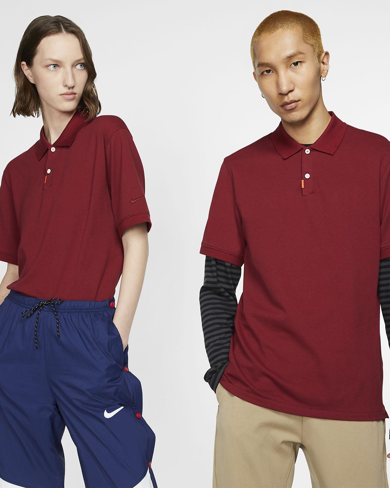Polo de corte estreito The Nike Polo unissexo