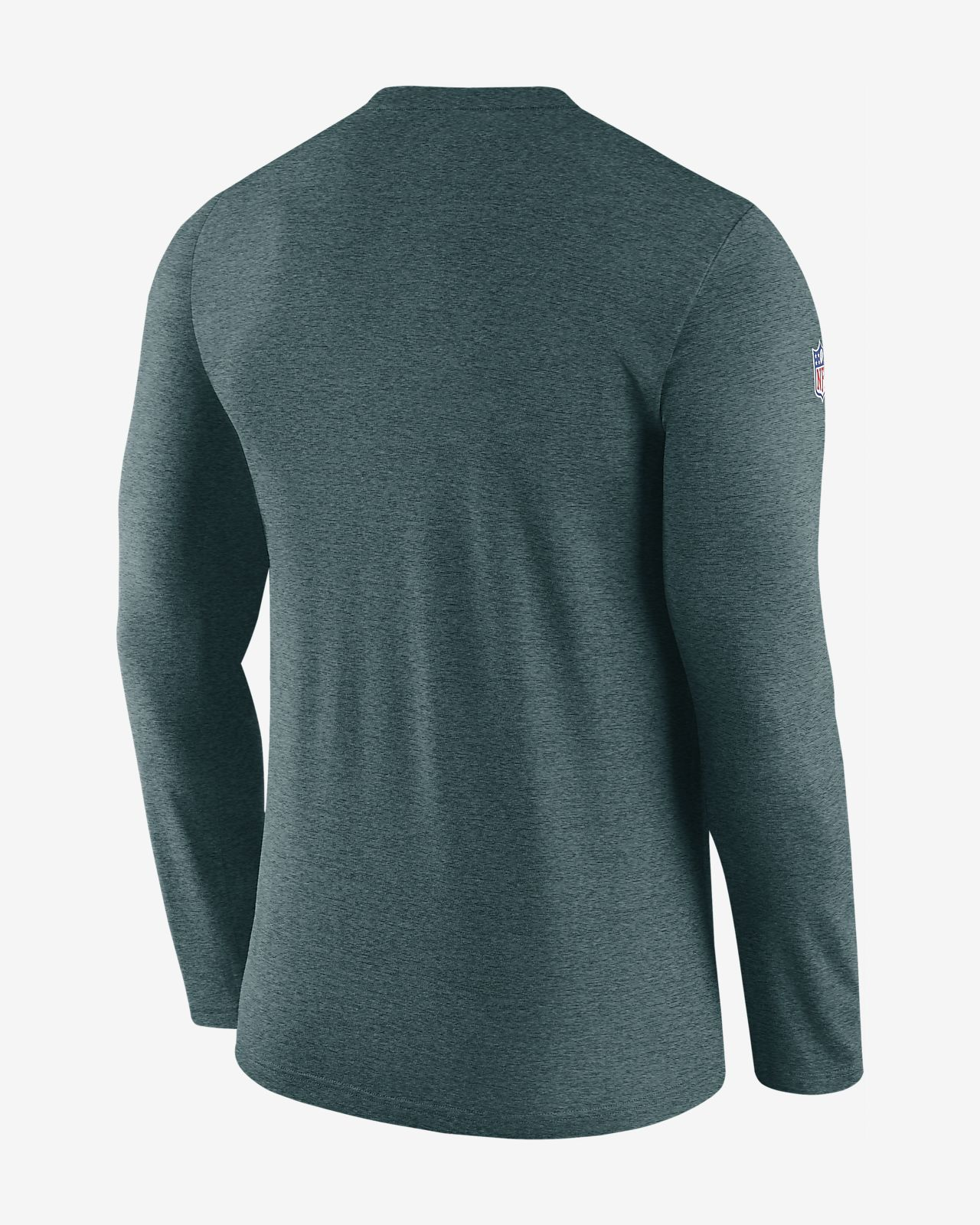 296ce0bf689954 Nike Dri-FIT Coach (NFL Eagles) Men s Long-Sleeve Top. Nike.com