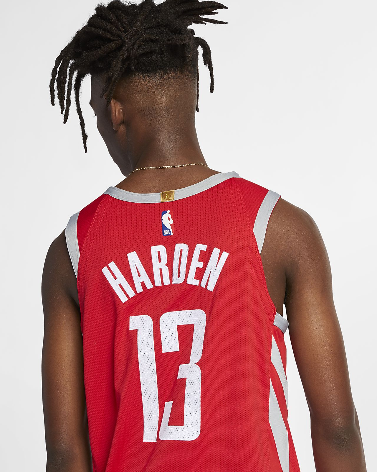 c793ecfb ... James Harden Icon Edition Authentic (Houston Rockets) Men's Nike NBA  Connected Jersey