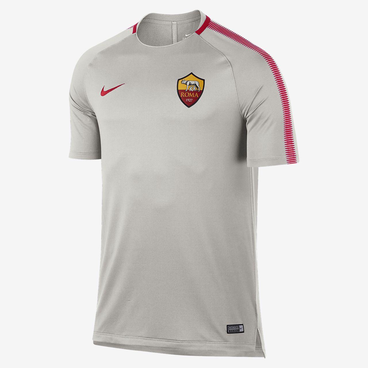 ... A.S. Roma Breathe Squad Men's Football Top