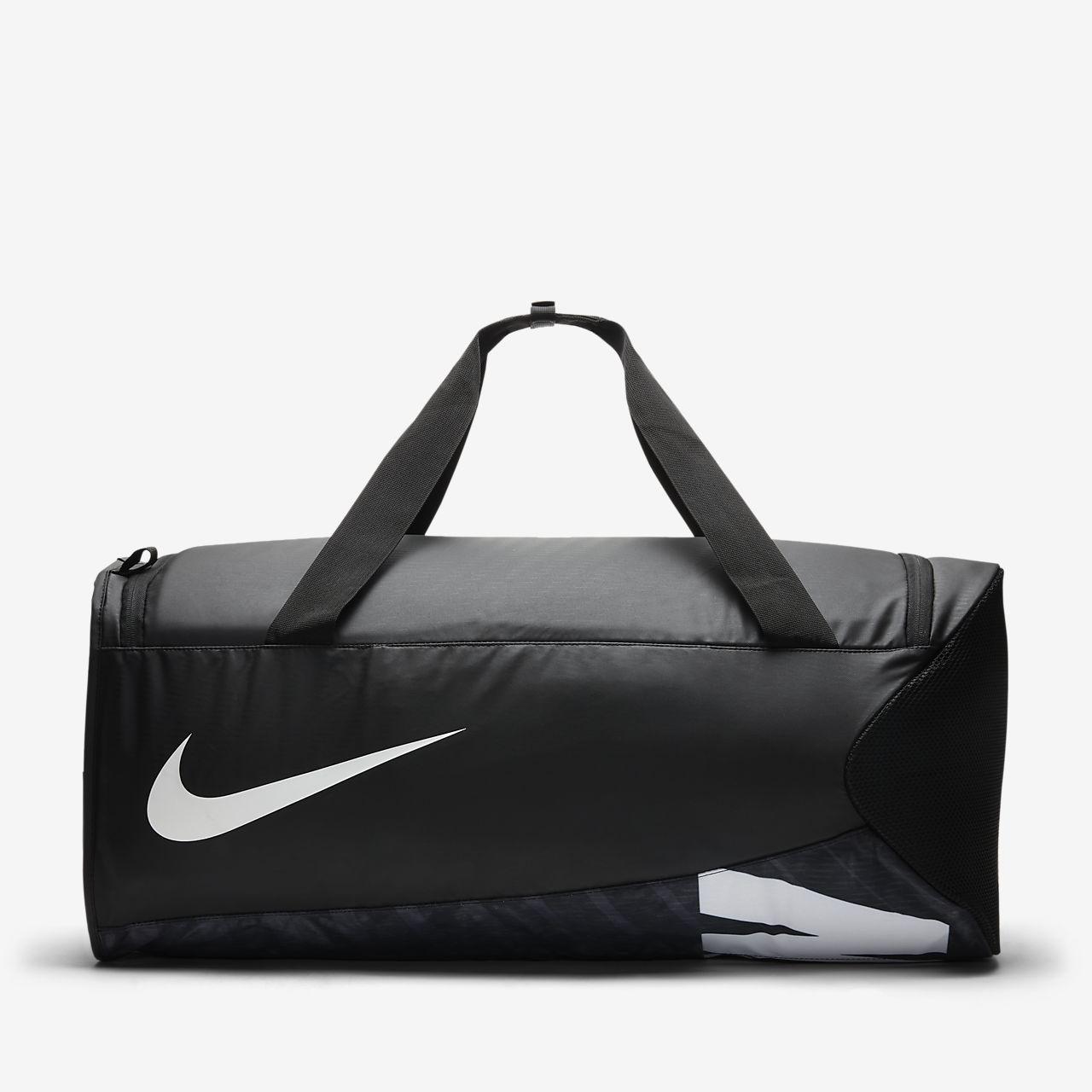 b46f512bbc Nike Alpha Adapt Crossbody Large Duffel Black Bag