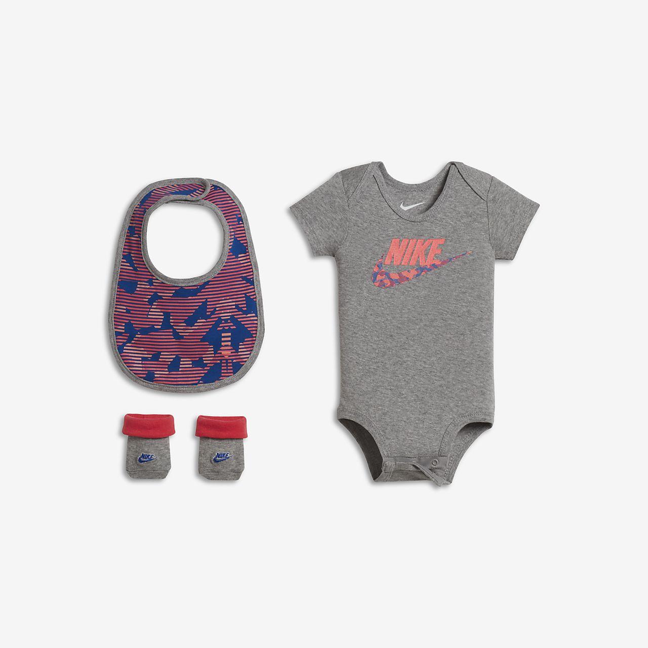 002205c025ebf Ensemble Nike Futura Three-Piece pour Bébé et Petit enfant. Nike.com BE