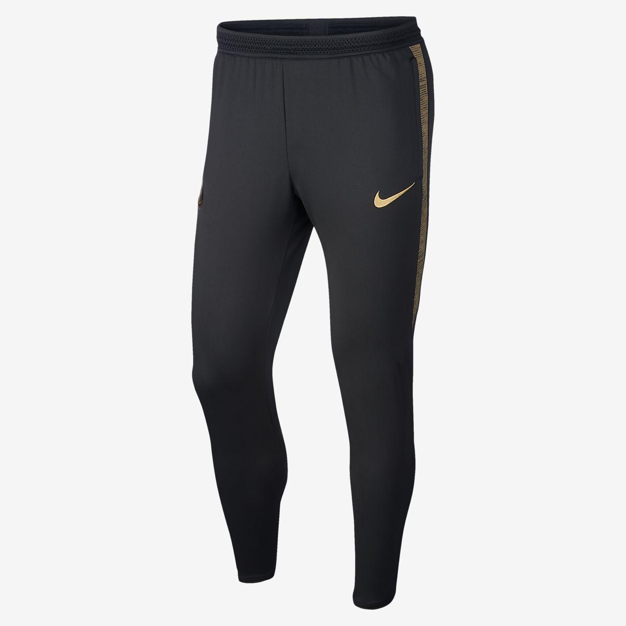 Pantalones de fútbol para hombre Nike Dri-FIT Inter Milan Strike