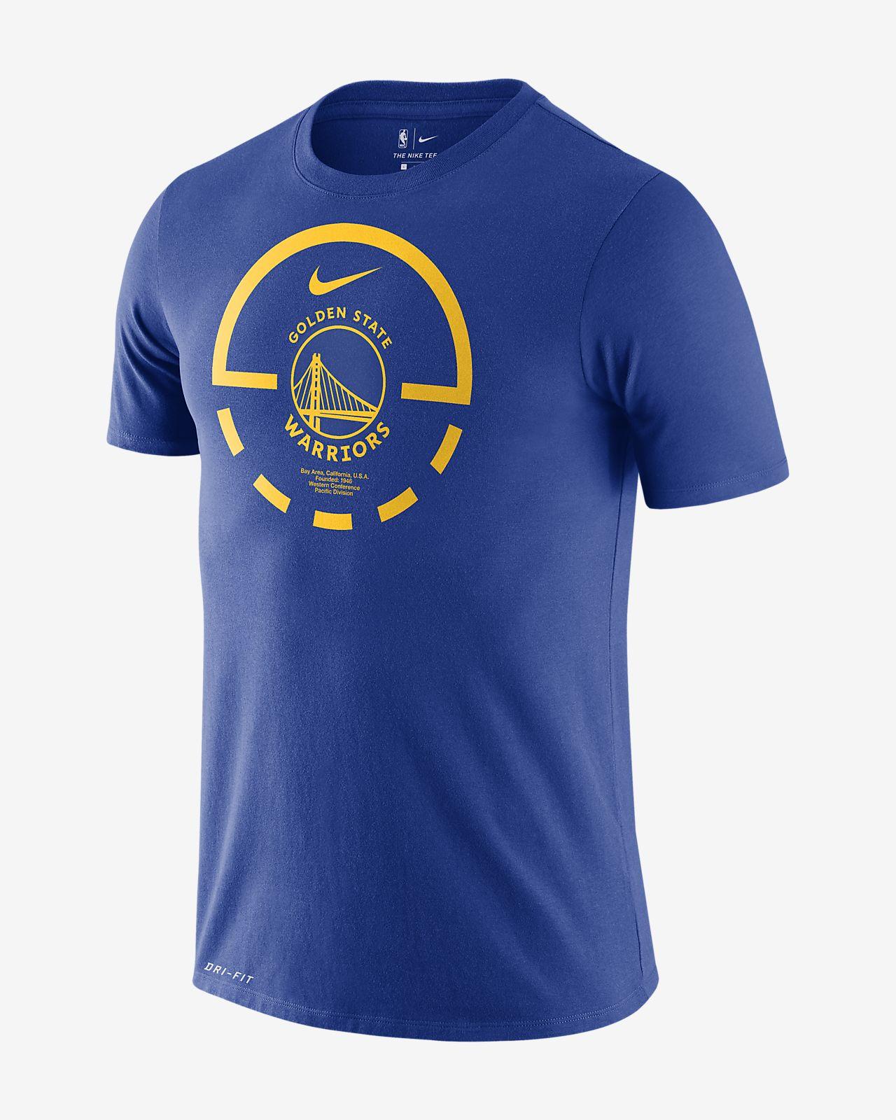 Golden State Warriors Nike Dri-FIT Men's NBA T-Shirt