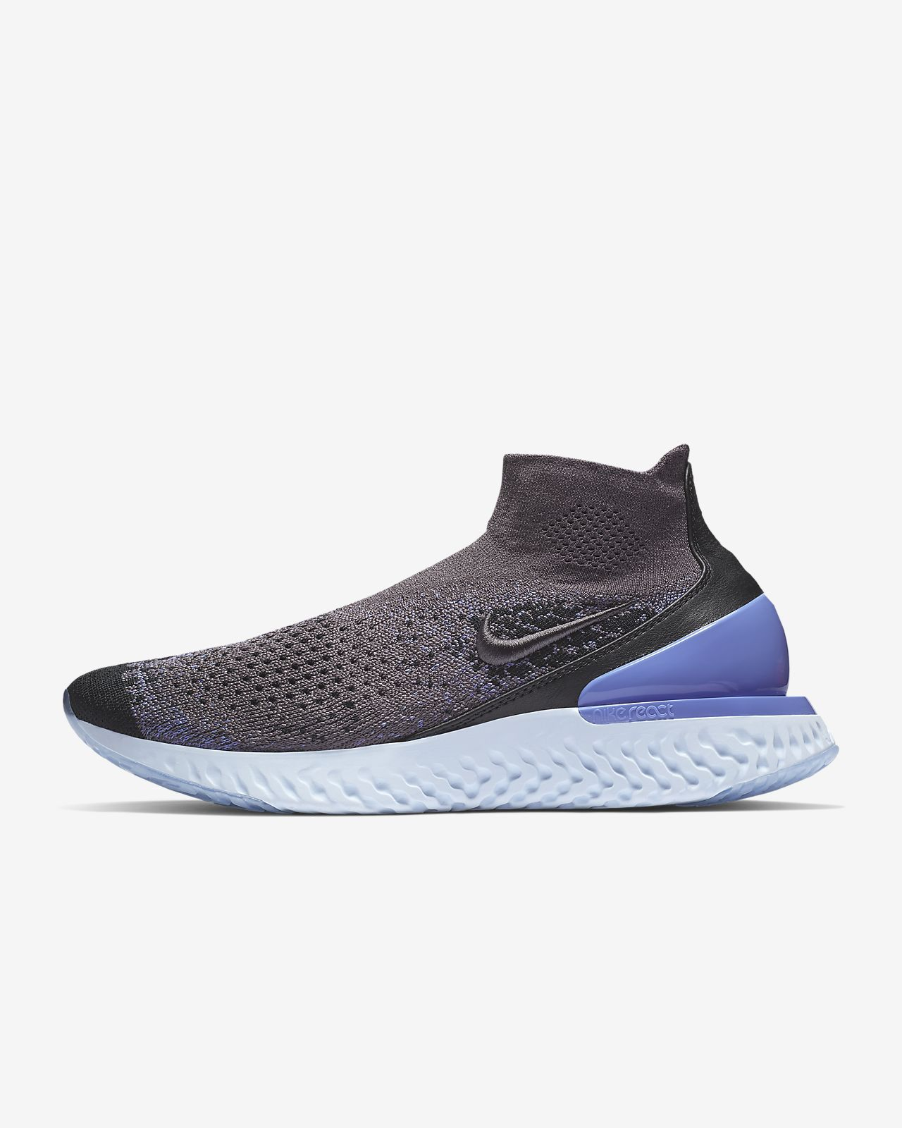 92d839682ea2 Nike Rise React Flyknit Running Shoe. Nike.com