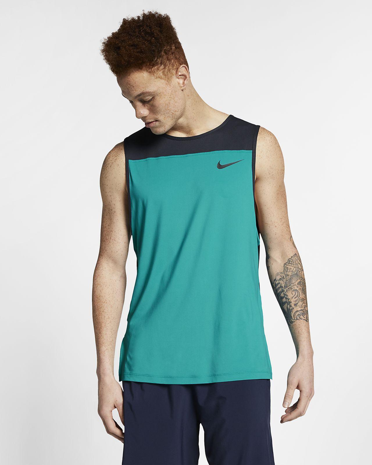 Canotta Nike Pro - Uomo
